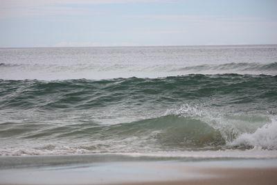 The sea - 1