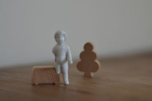 Ceramic dolls - 3