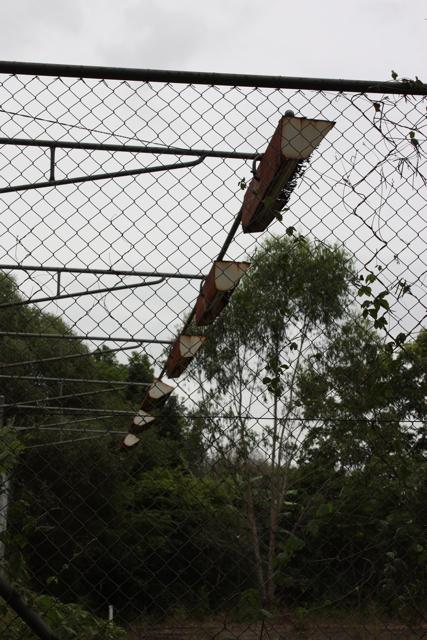 Old tennis court - 3