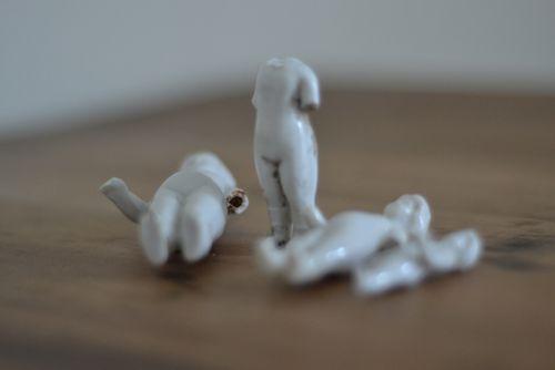 Ceramic dolls - 1