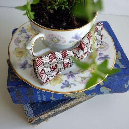 Tea-cup planter 1