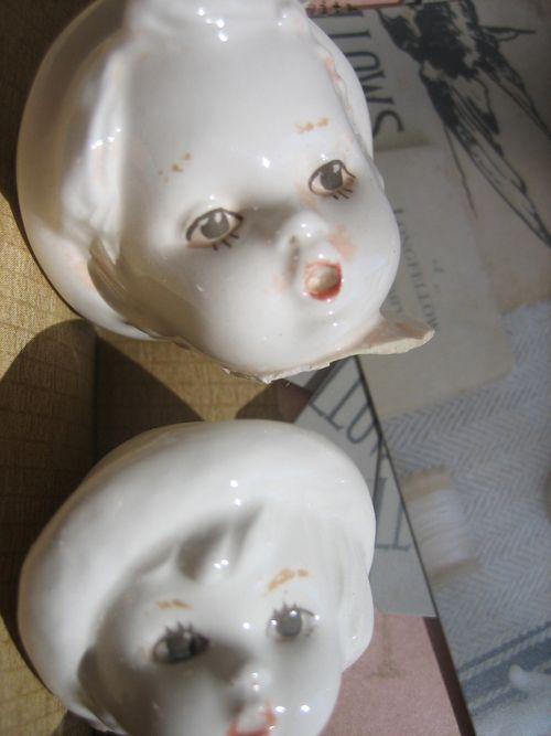 Ceramic dolls - 4