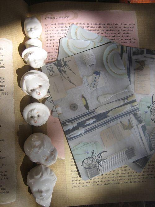 Ceramic dolls - 2